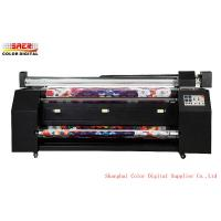 Quality 1440 Dpi Onyx Textile Sublimation Printing Machine With Two Epson DX7 Piezo Head for sale