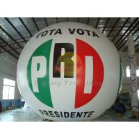 Wholesale Reusable Fireproof Inflatable Political Advertising Balloon with Total Digital Printing from china suppliers