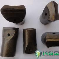 Wholesale Tungsten Carbide Chisel Rock Bit 34 mm Green / Black For Mining from china suppliers