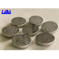 Wholesale 600mAh CR2450 Button Mno2 Lithium Ion Battery Silver Color 6.4g from china suppliers