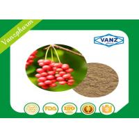 Wholesale Enhancing Intelligence Purity 5% Matrimony Vine Extract Standardized Herbal Extracts from china suppliers