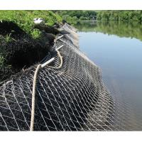 Quality High Strength rockfall mesh rock slope protection tecco mesh 1770Mpa for sale