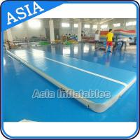 Wholesale 10ml Light Blue Inflatable Air Gymnastics Mats For P from china suppliers