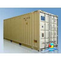 Wholesale Pallet Wide High Cube Shipping Container , 40 Ft Dry Cargo Container from china suppliers