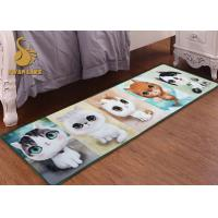 Wholesale Rectangular Shape Childrens Bedroom Rugs Non Slip Washable Easy Maintenance from china suppliers