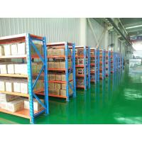 Wholesale Powder Coated Commercial Storage Racks, Light Duty Metal Racking Shelving from china suppliers