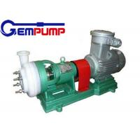 Wholesale Rolling bearings Chemical resistant pump  single-stage single-suction corrosion pump from china suppliers