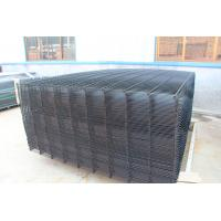 Quality Strong Safey Mesh Fence Double Wire Fencing 686 656mm Wire for sale