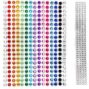 Wholesale Rhinestone Sticker Stheet/Crystal Sticker/Diamond Sticker design from china suppliers