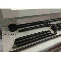 Buy cheap Telescopic Hydraulic Cylinder Chrome Plated Rod Steel Bar 42CrMo4 NSS 300 Hours Hollow Piston from wholesalers