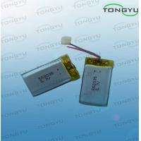 Wholesale Lithium Iron Polymer Battery 3.7V 350mAh 1.3WH With Higher Safety Performance from china suppliers