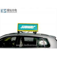 Wholesale Usb Smd2727 1R1G1B Taxi Led Display Full Color 21kg 1/8 Scan 1200w from china suppliers