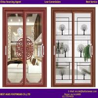 Wholesale 2015 Beautiful High Quality aluminum residential modern room door designs from china suppliers