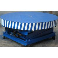 Wholesale 3500kg stage rotating hydraulic table lift with 200 ~ 500 kg Loading Capacity from china suppliers