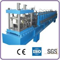 Wholesale 1.5-3.0mm/15KW/Blue/Hydraulic C Purlin Roll Forming Machine With Double Uncoiler from china suppliers