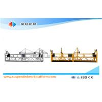 Wholesale Customized Suspended Access Equipment from china suppliers