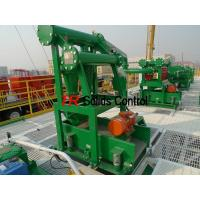 Wholesale TR Solids control Drilling Mud desander for City Bored Pile system from china suppliers