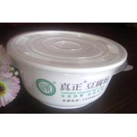 Wholesale Huge Disposable Plastic Bowls , White Plastic Salad Bowls Environment from china suppliers