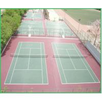 Wholesale Environmental-Friendly Basketball Sports Floor, Outdoor Court Flooring 250 * 250 * 12.7mm from china suppliers