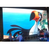 Wholesale DIP SMD Outdoor Full Color Led Display / IP65 P10 Led Screen High Brightness from china suppliers
