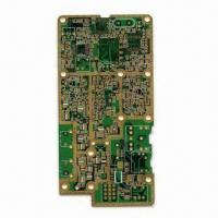 Wholesale High-density Multilayer PCB with Diameter of 3mm, Made of Teflon PTFE from china suppliers