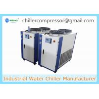 Wholesale -5C 5 Tons Air cooled glycol water chiller for  beer brewery wort cooling and fermenters from china suppliers