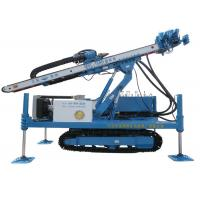 Quality Anchor Drilling Rig Dth Hammer Land Drilling Rigs Machine Piling Foundation Drill MDL-150H for sale