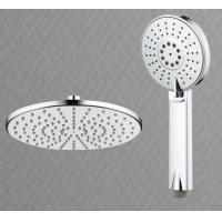 Quality Stainless Steel shower Kits , rain shower set with hand shower head shower column set for sale