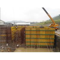 Wholesale Waterproof Concrete Wall Formwork , High Security Panel Formwork from china suppliers