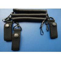 Wholesale 3.0 mm Tool Safety  Lanyards Adjustable Tactical Pistol Hand Gun Secure from china suppliers