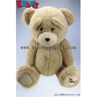 Wholesale Funny Toy Gift Soft Plush Stuffed Ted Bear Toy Doll in Big Size from china suppliers
