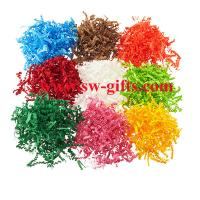 Wholesale Luxury Hamper Shred - Extra Soft Shredded Tissue Paper - Hamper Gift Packaging from china suppliers