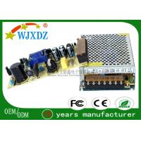 Wholesale 60 Watt AC to DC regulated power supply 5A , LED Lighting Power Supplies Low Ripple from china suppliers