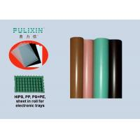 Wholesale Conductive Polypropylene Plastic Sheet in Roll at 1.5mm , Heat Resistant from china suppliers