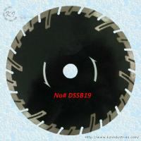 Wholesale Deep Drop Diamond Segmented Saw Blade for Granite and Marble - DSSB19 from china suppliers