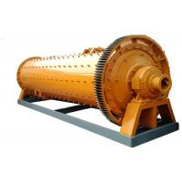 Wholesale Mineral Stone / Cement Ball Mill Grinder , Rotating Cylinder Ball Mill Machine from china suppliers