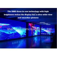 Wholesale Super Slim P4 Digital Video Wall Advertising Indoor Dj Background Led Video Display Panels from china suppliers