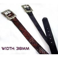 Wholesale low price pu leahter belts below USD3.00 from china suppliers
