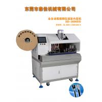 Wholesale Single End Automatic Wire Crimping Machine from china suppliers