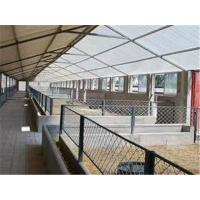 High Strength Welded Wire Mesh Fence , Separation Fence For Workshops / Warehouse