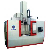 Wholesale Small high speed ATC vertical lathe for brake disc hubs flywheels from china suppliers