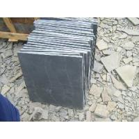 Wholesale Natural Wall Cladding Black Slate Tiles  (DXS01) from china suppliers