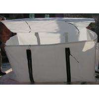 Wholesale 3 Cubic Meters Garden Waste Bags , Dry Bulk Large Garbage Bags from china suppliers