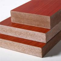 Wholesale high density MDF melamine board price from china suppliers