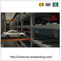 Wholesale 5 Levels Automated Robotic Car Parking System Intelligent 3D Underground Parking Project from china suppliers