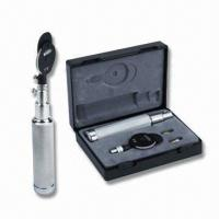 Wholesale Ophthalmoscope with Handle and High Pressure Xenon Bulb from china suppliers