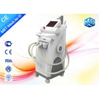 Wholesale SHR Hair Removal Machine IPL RF ND Yag Laser Machine For Distributor from china suppliers