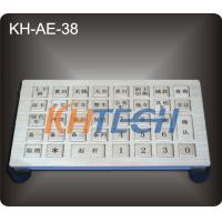 Wholesale Metal Highway toll keyboard from china suppliers
