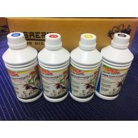 Buy cheap Water Based Disperse Type Dye Sublimation Printing ink For DX5,DX7 Heads from wholesalers