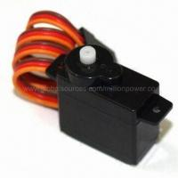Wholesale S0008 8g Plastic Gear Servo, Ideal for RC Helicopter from china suppliers